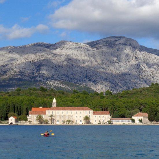 Badija Island Croatia