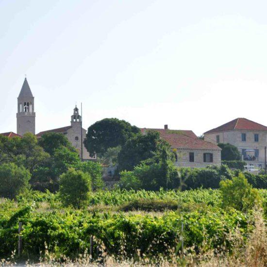 view on Lumbarda