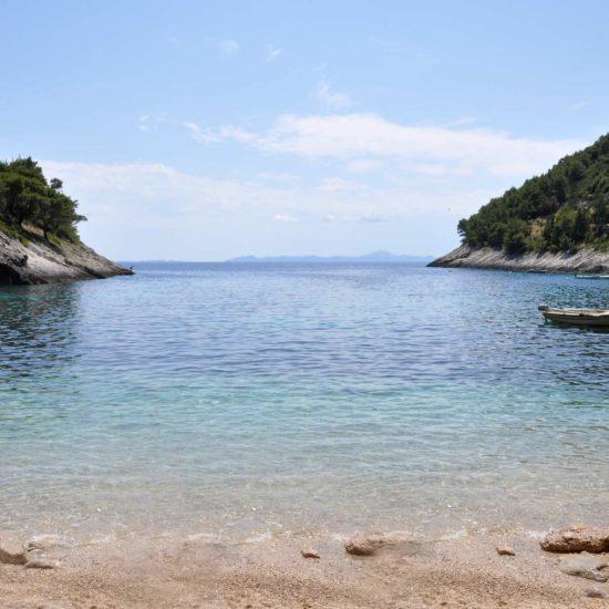 korcula beach bacva