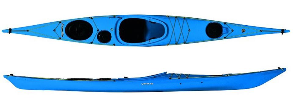 kayak capella